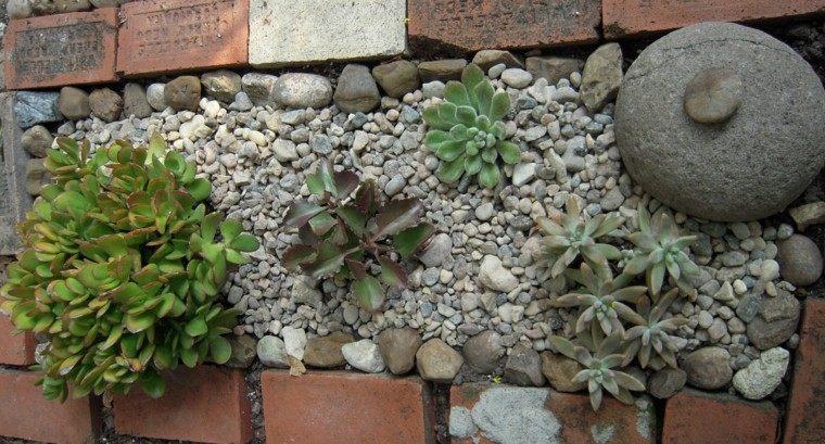 roca jardines grava fina pequeño