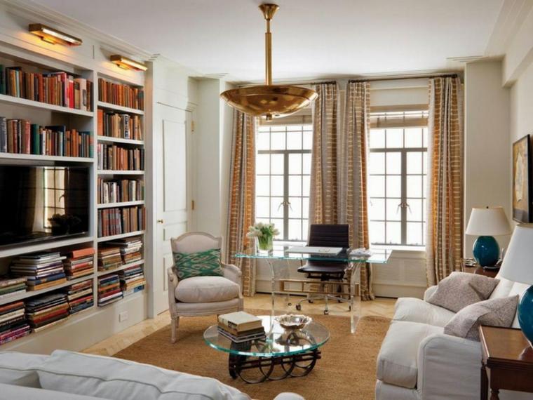 bonito diseño de salón