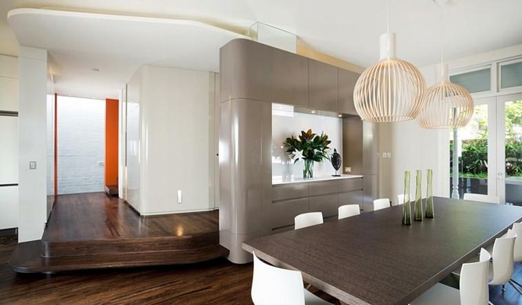Ideas para decorar una casa cien ejemplos - Diseno salon comedor ...