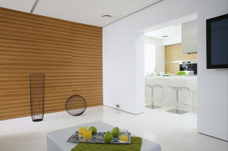 Baños Residenciales Modernos:Ideas creativas para la pared de tu casa 50 fotos originales -
