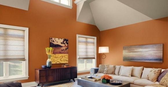 Colores calidos para el salón 50 ideas impresionantes