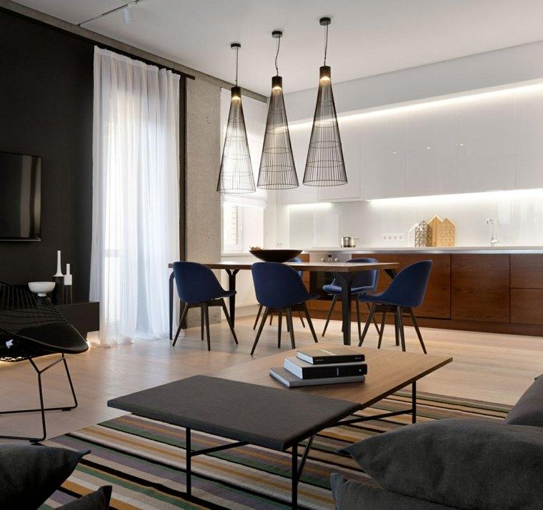 Salones de lujo veinticinco ideas para decorar con estilo - Ideas decorar salon moderno ...