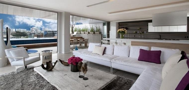 Salones de lujo veinticinco ideas para decorar con estilo - Salones lujosos ...