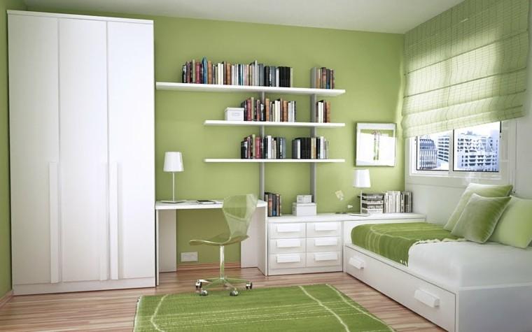 silla mesa habitacion armario armario