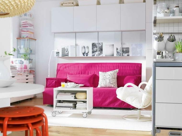 Sofas baratos comodidad al alcance de todos - Maximizing space in a small bathroom collection ...