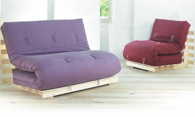 Sofas baratos comodidad al alcance de todos for Sillon cama pequeno