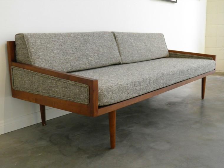 sofas baratos diseño estilo retro