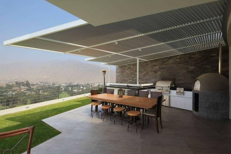 Terrazas decoradas 25 ideas de distintos estilos nicos for Estilos de terrazas