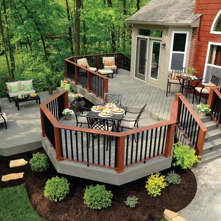 Decorar terrazas peque as ideas muy originales y atractivas - Decorar terrazas pequenas ...