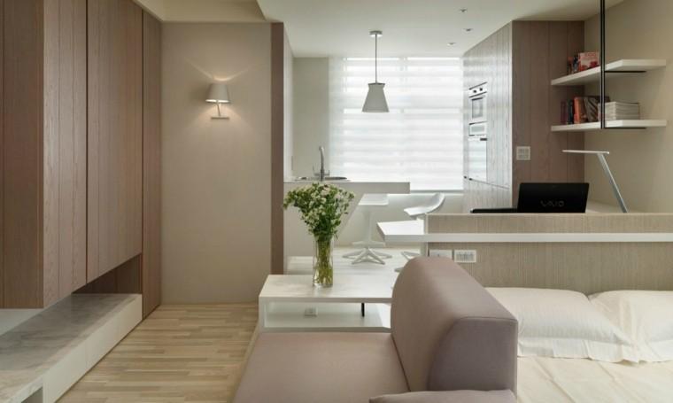 ideas para decorar una casa decoraciones tonos neutros texturas suaves