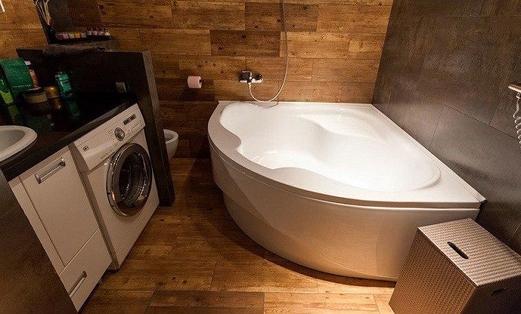 variante lavadora casa diseño paredes