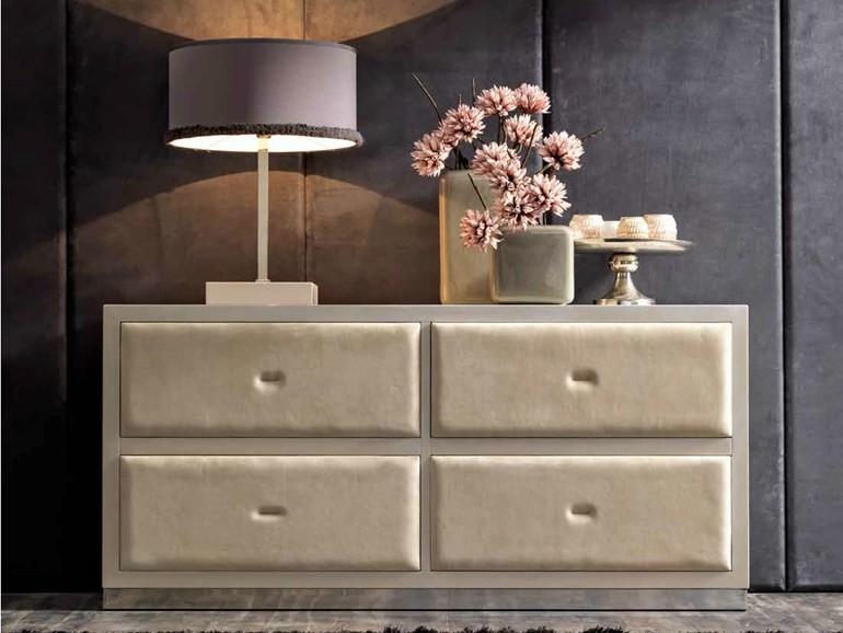 vestidor beige modelo firma cortezari