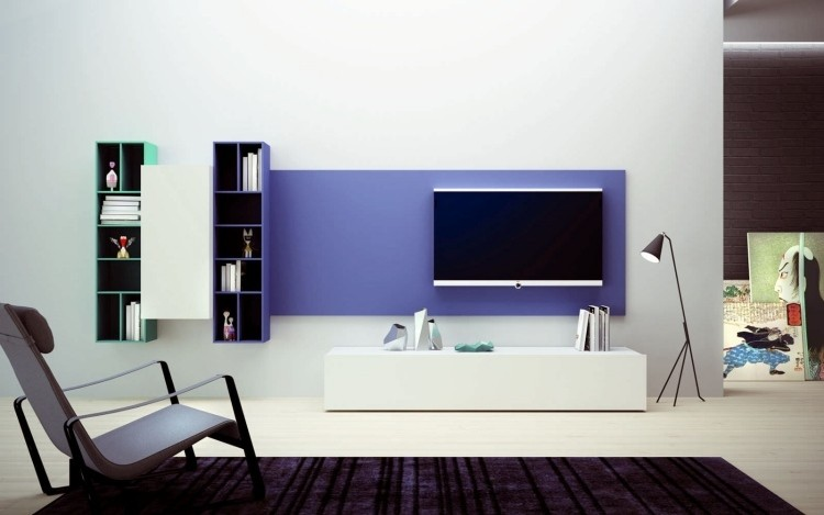 violeta silla metal libros unidad
