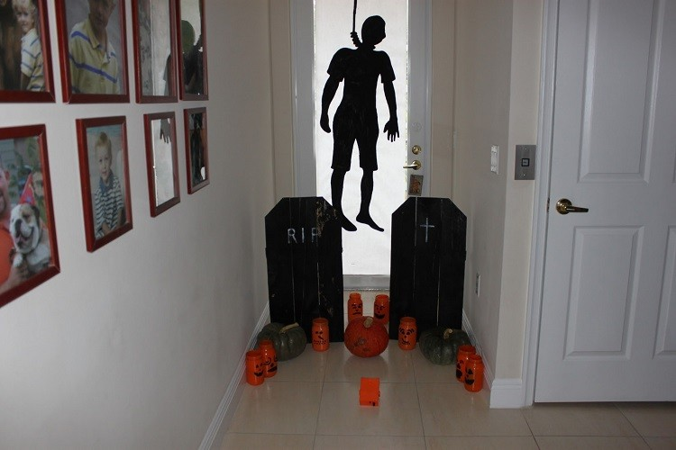 Manualidades de halloween para decorar 50 ideas for Decoracion fiesta halloween