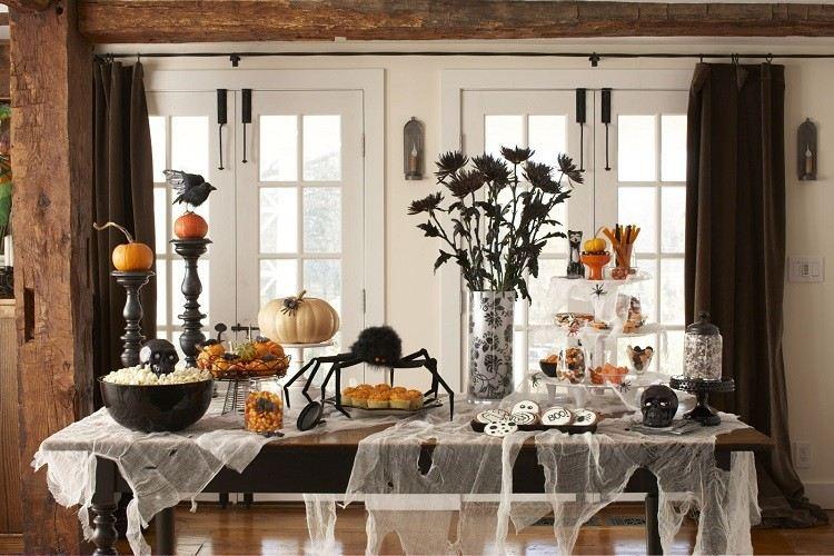 Manualidades de Halloween para decorar 50 ideas