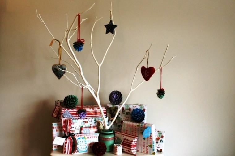 Manualidades para navidad cincuenta ideas originales - Adornos para arbol de navidad caseros ...