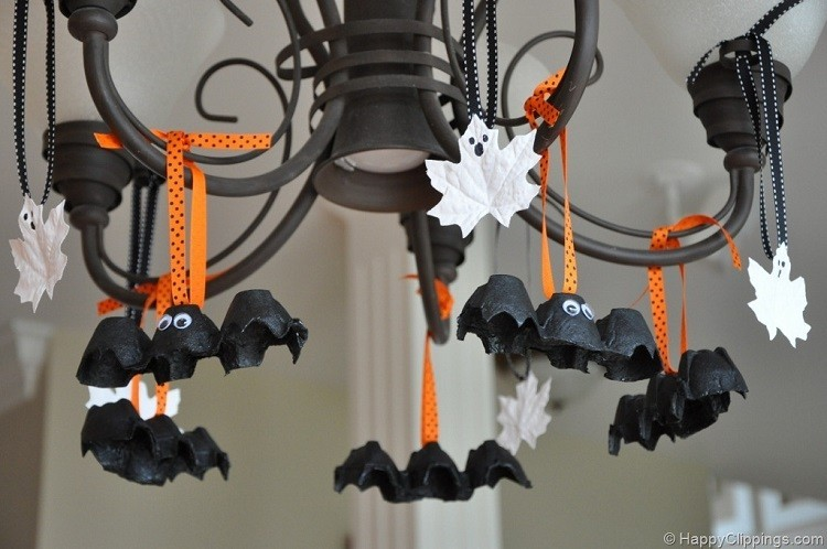 Manualidades de Halloween para decorar 50 ideas