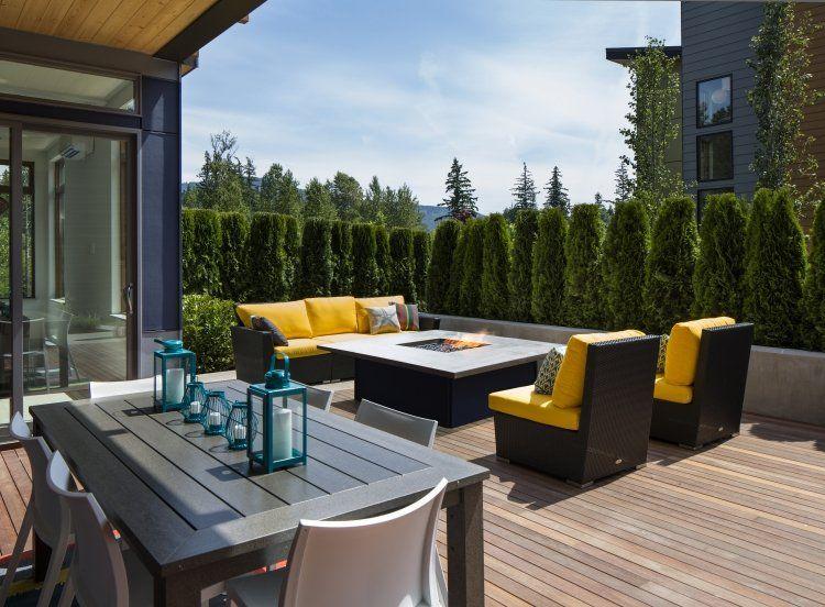 yellow charm patio design throw pillows