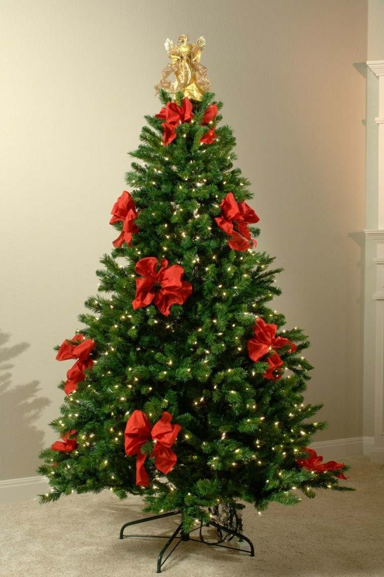 Arbol de navidad 50 ideas preciosas para decorar for Christbaumspitze basteln