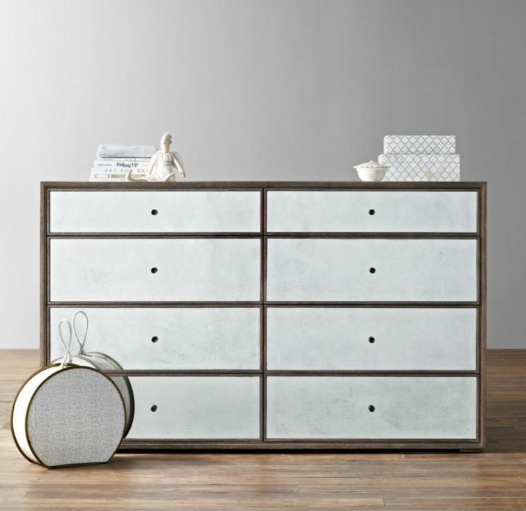 armario blanco grande habitacion bebe mueble ideas