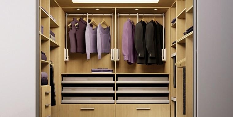 Vestidores grandes y armarios empotrados 50 ideas for Diseno de armarios online