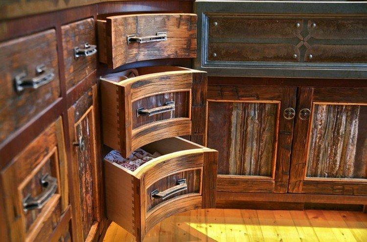 Muebles De Sala De Madera