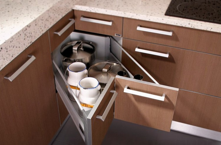 armarios esquineros originales solucion perfecta cocina ideas