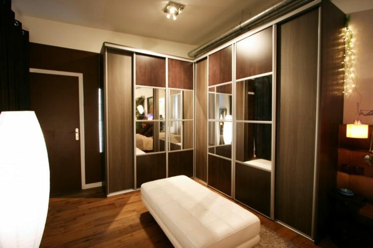 armarios integrados madera laminada