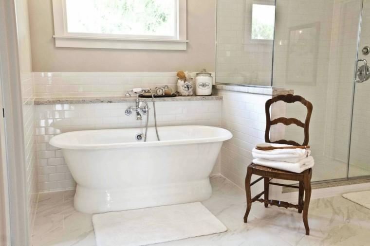 Decorar ba os con muebles de ba o y accesorios vintage - Muebles bano antiguos ...