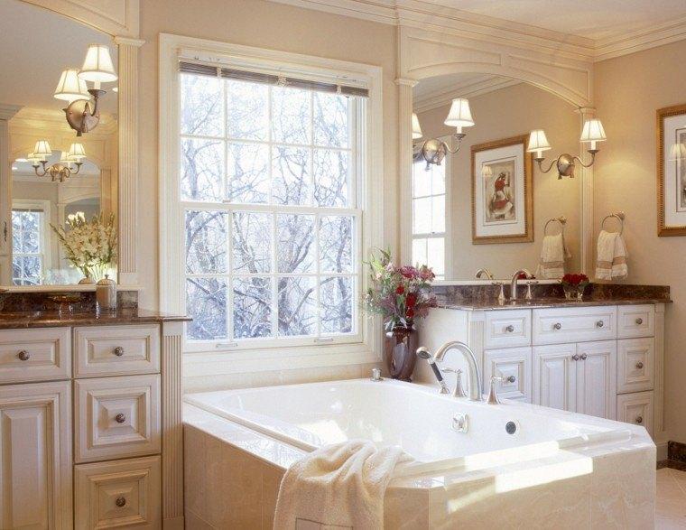 Baños Con Estilo Vintage:baño estilo lujoso estilo vintage