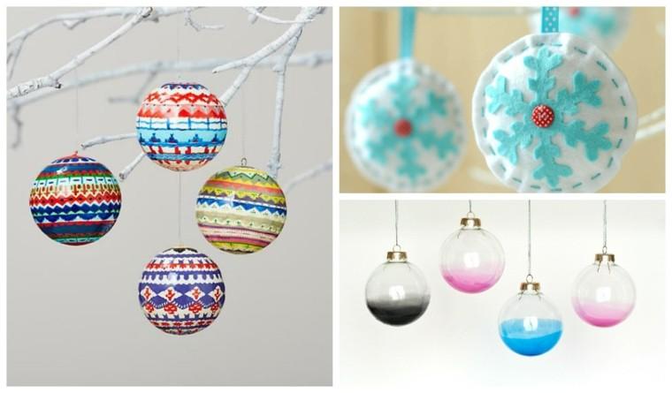 22f53e966ae adornos para navidad bolas navidad decoradas diseño casero