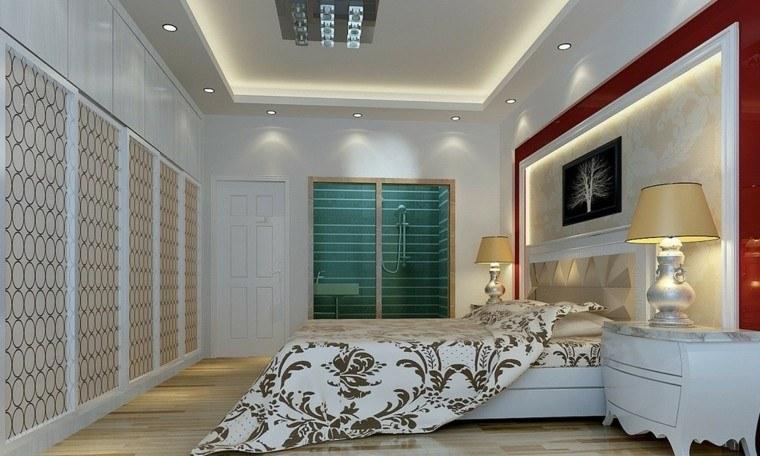bombillas led cama habitacion lamparas