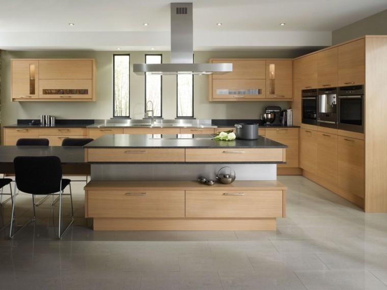 Fotos de cocinas modernas - diseño de cocinas