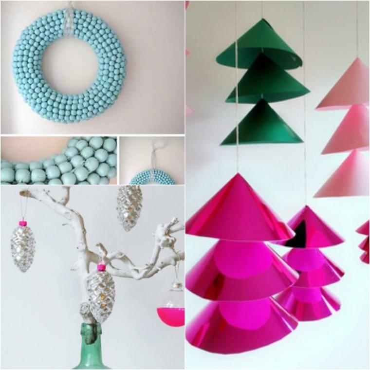 Manualidades para navidad cincuenta ideas originales - Manualidades para navidades faciles ...