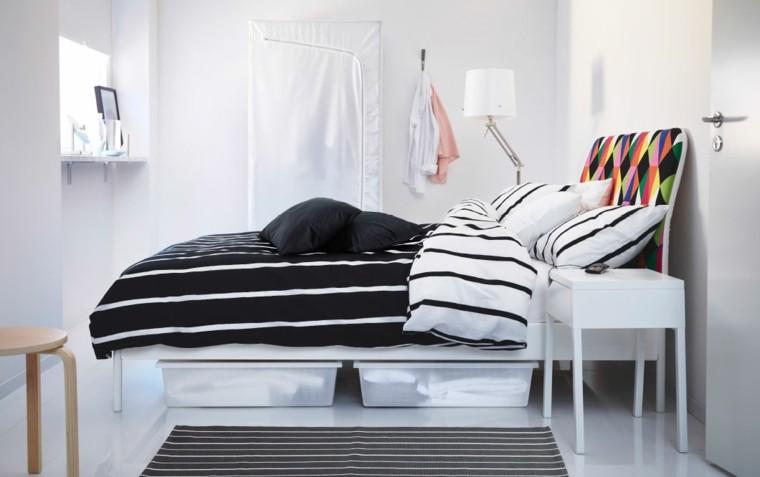 Catalogo ikea para 2016 cincuenta ideas novedosas - Cabecero cama acolchado ...