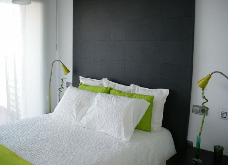 Cabeceros hechos a mano cincuenta ideas geniales - Hacer cabeceros de cama ...