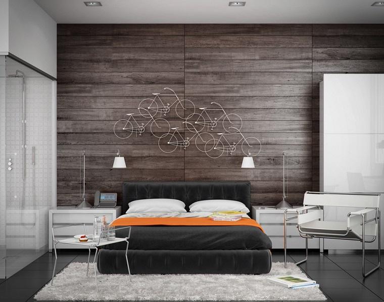 Cabeceros originales70 ideas para el dormitorio de tus sueos