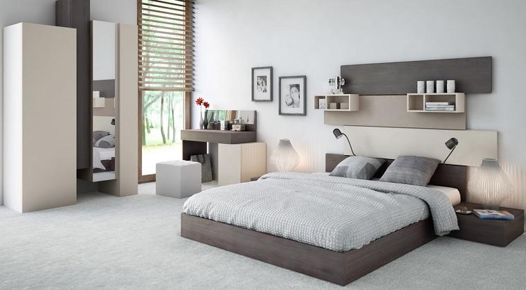 Cabeceros originales 70 ideas para el dormitorio de tus - Cabeceros originales hechos en casa ...