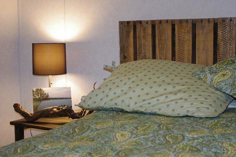 Cabeceros hechos a mano cincuenta ideas geniales - Cabeceros de cama de diseno ...
