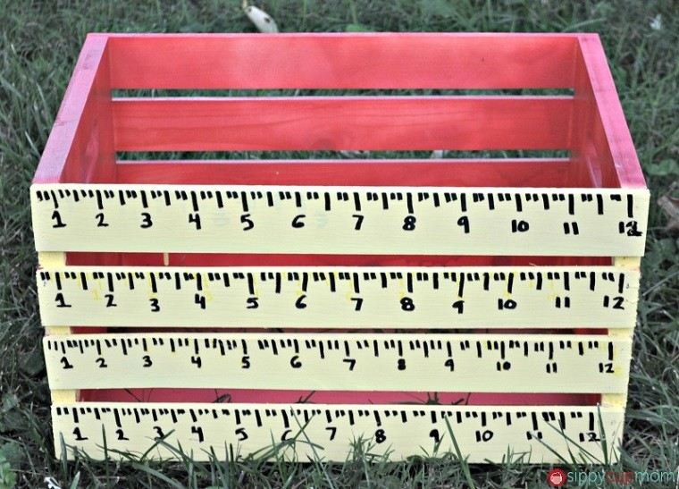 caja metro diseño original medidas