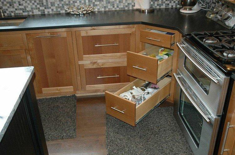 armarios esquineros y soluciones de almacenaje originales