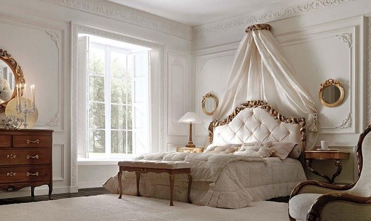 cama-estilo-clasico-diseno-atractivo