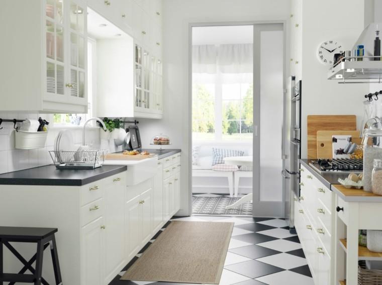 catalogo ikea cocina blanca