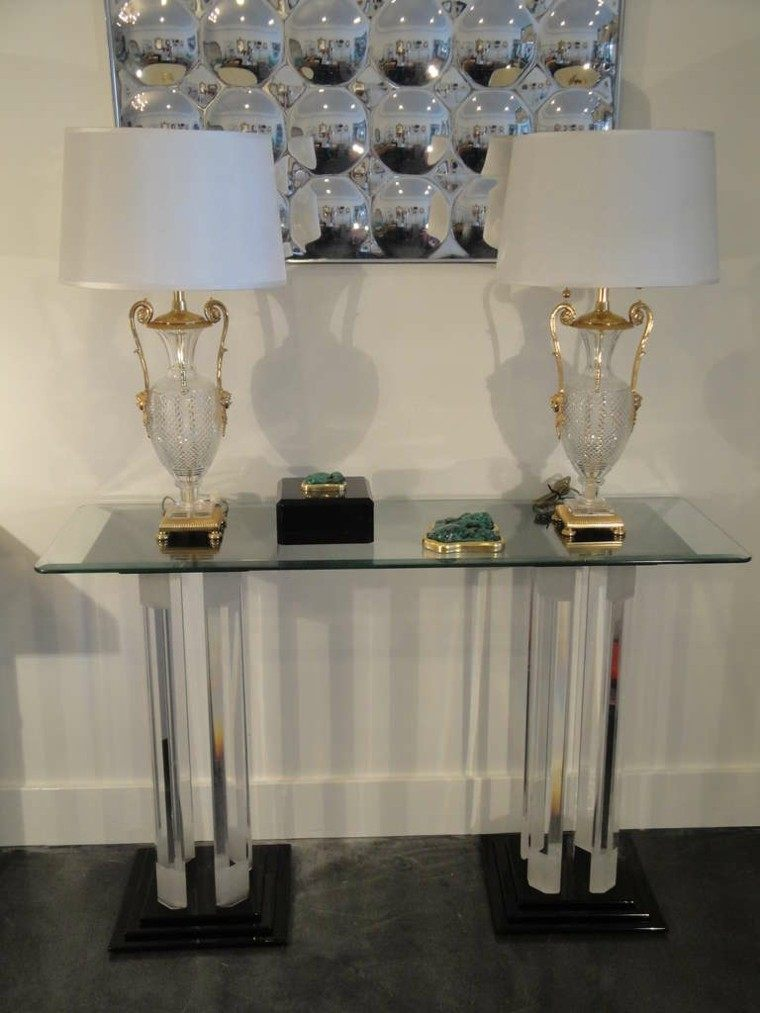 clasica elegante dorados lamparas dorado