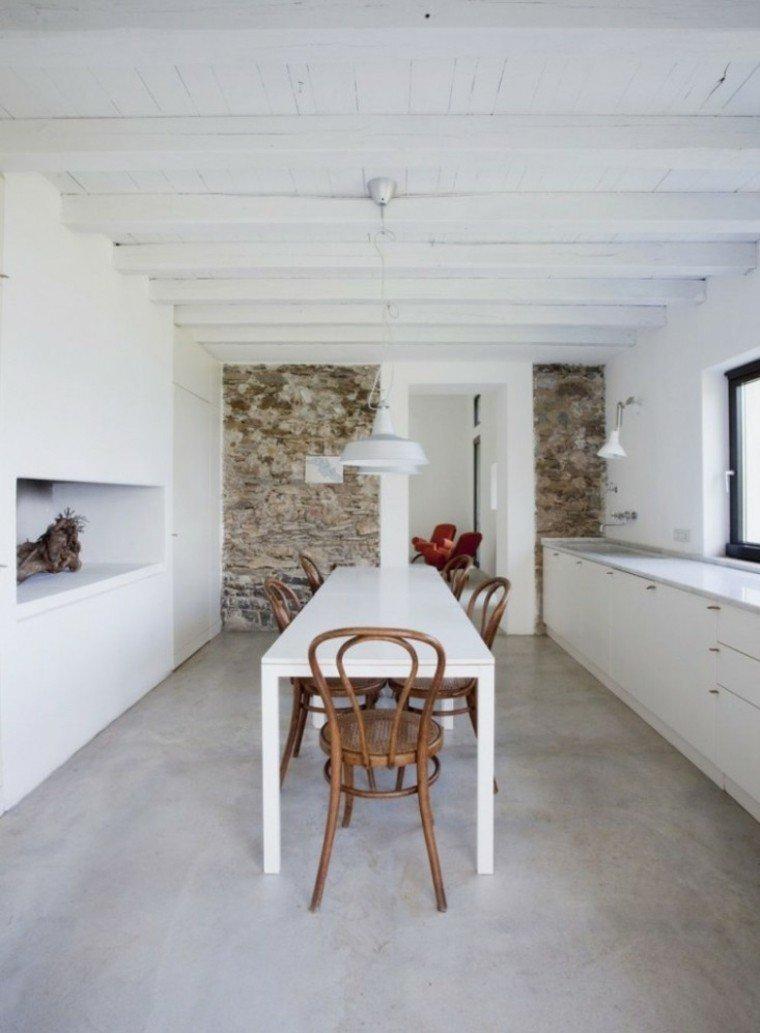 Estilo Minimalista Decoracion Interiores ~ Cemento como tendencia de decoraci?n para interiores