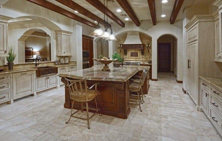 el mediterraneo inspira el dise o de la cocina On muebles estilo mediterraneo