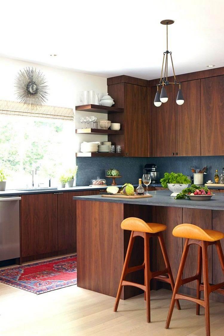 Decoracion de cocinas a todo color 78 ejemplos for Cocinas con muebles