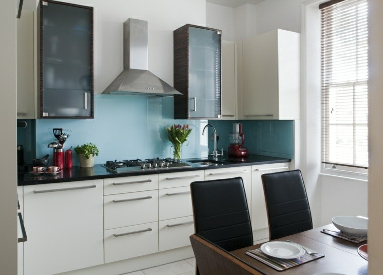 Panel de cocina: 50 ideas para la pared de la cocina
