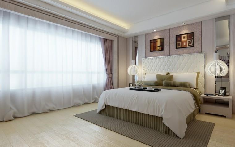 colores para habitaciones mobiliario cortinas luz