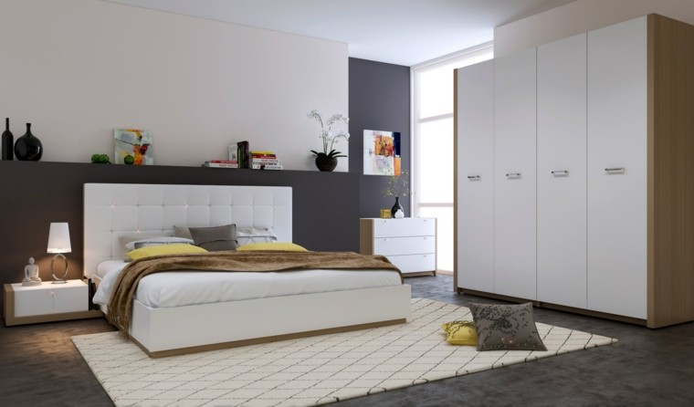 colores para habitaciones mobiliario flores accesorios